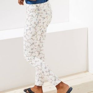 LOFT Jeans - Loft Spring Floral Modern Skinny Jeans - So cute!!